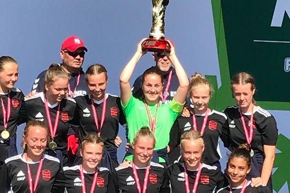Trondheimslag vant Norway Cup - scoret 73 (!) mål på ferden