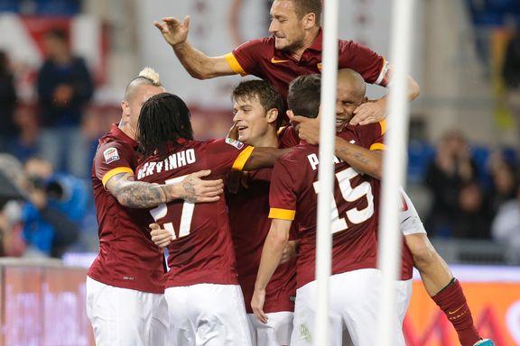 Ingen drømmestart for Mancini i Inter