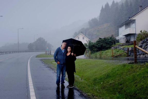 Vegvesenet mener 500.000 er nok erstatning. Nå får Ingmund og kona tre millioner til nytt hus etter E39-inngrep.