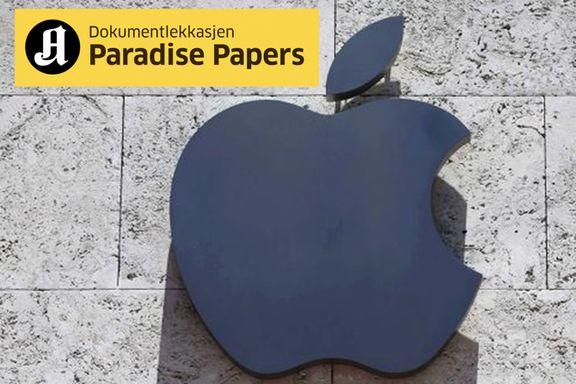 Apple fortsatte å gjemme penger i skatteparadis