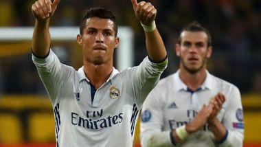 I kveld kan Ronaldo score sitt europacupmål nummer 100