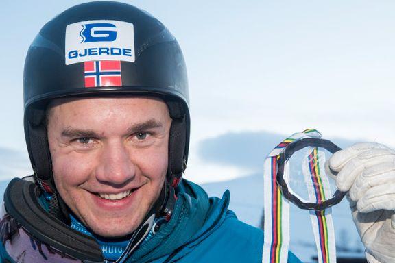 Tirsdag ble Sivert lagt inn på sjukehus. Onsdag tok han bronse i VM.