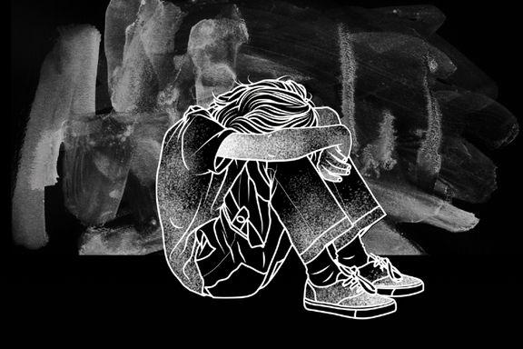 Halvparten hadde fortalt noen om selvmordstankene sine