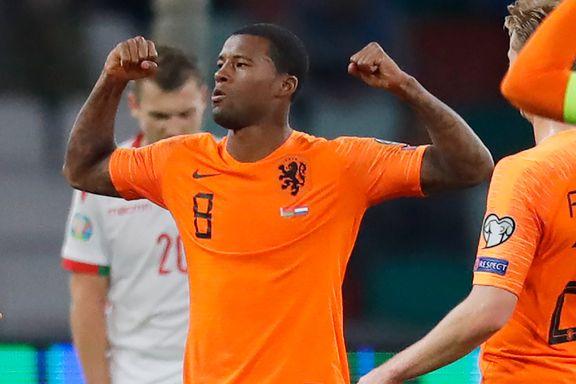 Liverpool-stjerne reddet Nederland
