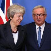 May og Juncker kom ikke i mål