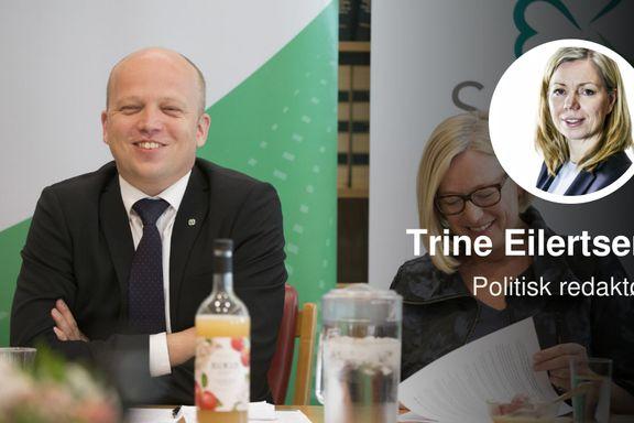 «Senterpartiet tiltrekker seg politikkens skarpeste hoder»