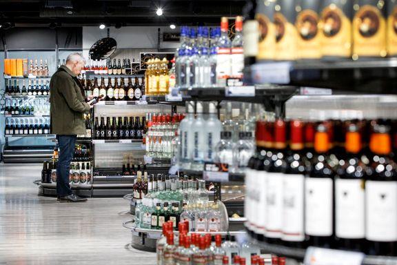 Skrittvist tilbaketog i alkoholpolitikken?