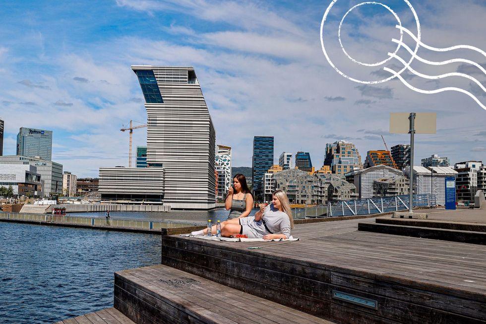 Kan man finne glimt av New York i Oslo? Vi gjorde et forsøk.
