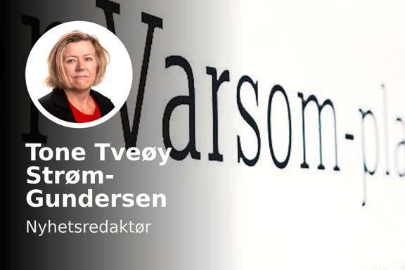 Aftenposten kommer ikke til å støtte de foreslåtte endringene i Vær varsom-plakaten