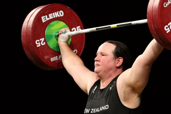 OL har fått sin første transutøver. Jeg er redd vi vil få en idrett kun for menn.