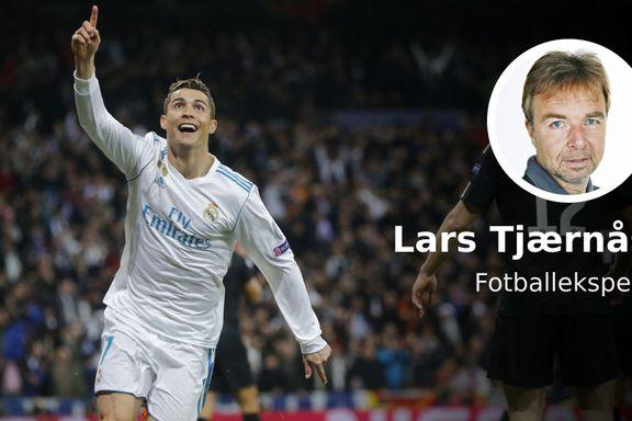 «Fotball er for sammensatt til at man på forhånd kan garanteres en god kamp. Real Madrid-PSG var et unntak.»