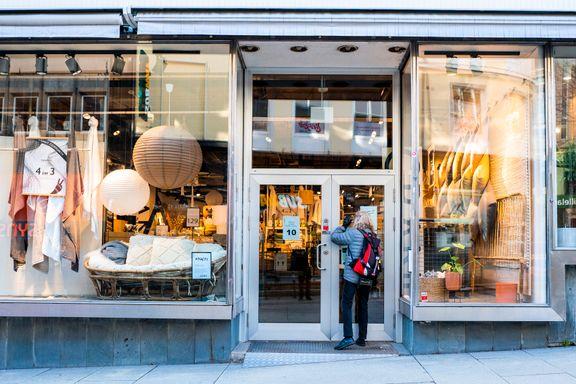 Oslo-butikker får ikke åpne: – Fryktelig skuffet