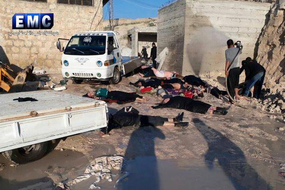 HRW-rapport: Assad ville påføre sivilbefolkningen lidelse – brukte dødelig nervegass i fire angrep