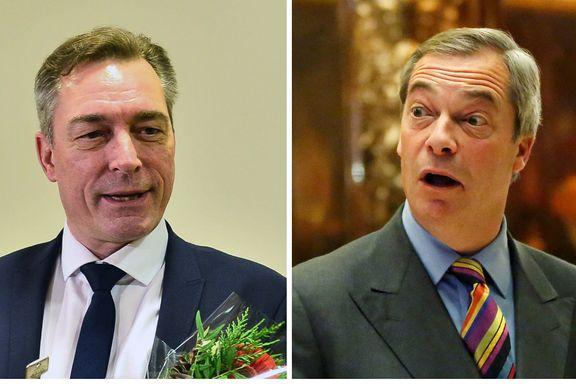 Europaminister Bakke-Jensen har en eurokritisk dobbeltgjenger