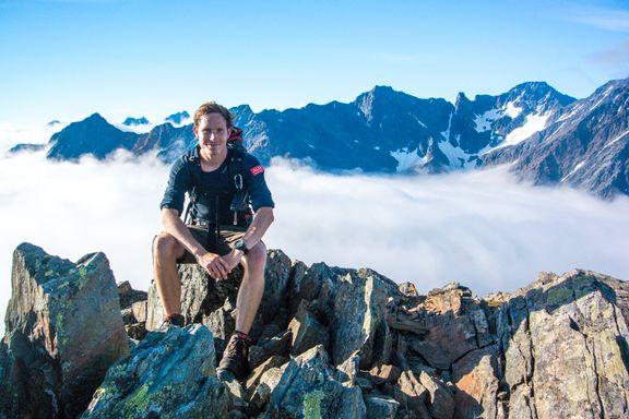 Han har gått Norge rundt i over ett år – dette er fem av hans absolutte favoritturer