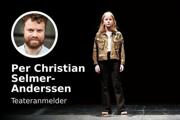 Dramatens Thunberg-hyllest er mest til for teateret selv