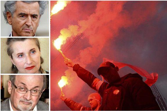 Europa som idé, som vilje og symbol, faller fra hverandre foran øynene våre