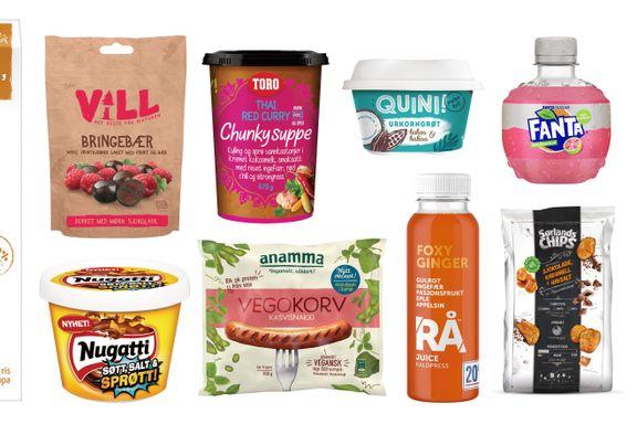 Årets nyheter: Dette håper matbransjen du vil spise i år
