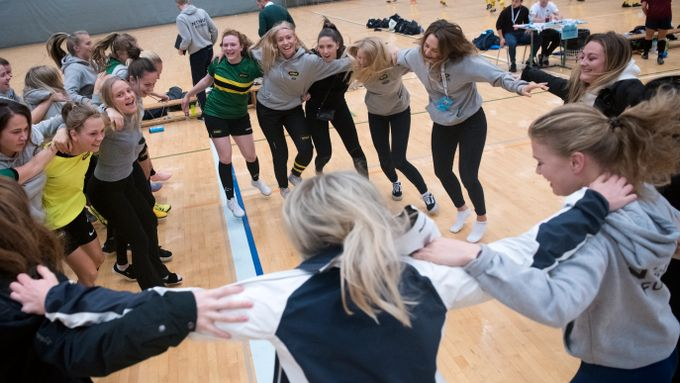 2300 studenter, 600 frivillige og 16 idrettshaller: – Hele Bergen står sammen slik at man kan få til dette