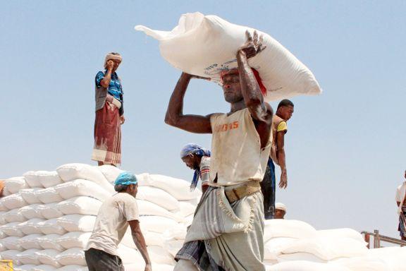 Fredsprisen til Verdens matvareprogram: – Første gang i mitt liv at jeg ikke har hatt ord
