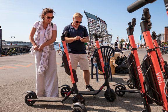 Oslo-folks dom over elsparkesyklene: – Jeg hadde gnagsår og tenkte «jeg må voie»