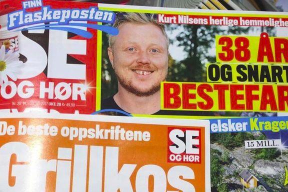 Kurt Nilsen raser mot Se og Hør