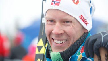 Gløersen spurtslått da Cologna vant Engadin skimaraton