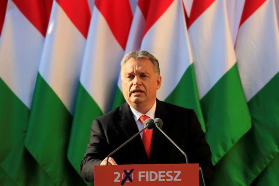 Omstridte Orbán vant en knusende seier. Eksperter venter nye angrep på medier og domstoler.