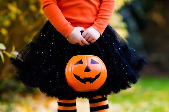– For mange barn blir halloween en lang periode hvor de føler seg utenfor