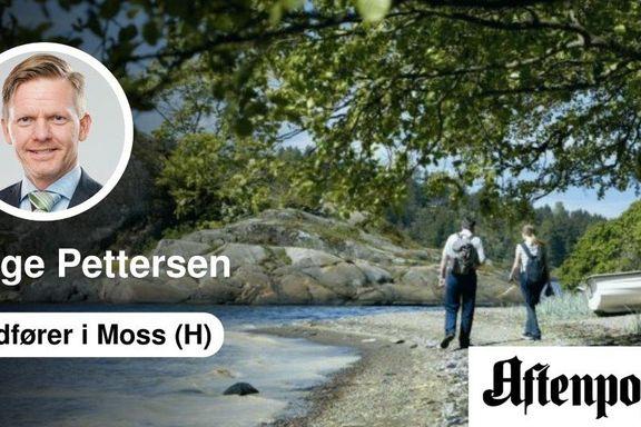 Ordføreren i Moss lokker Oslofolk til kommunen med løfte om lavere boligpriser og håp om en halvtimes togtur til hovedstaden.