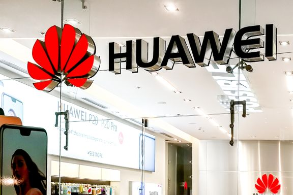 Britiske og japanske mobilselskap stanser Huawei-lansering