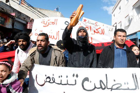 Tunisia ble hyllet som en demokratisk suksesshistorie. Nå er friheten igjen truet.