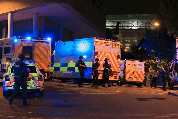 Nordmenn kom seg ut av Manchester Arena