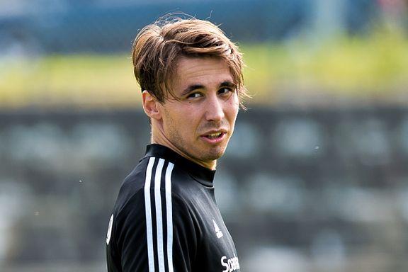RBK-profilen etterlyser mer spilletid: – Jeg har større ambisjoner enn å sitte på benken
