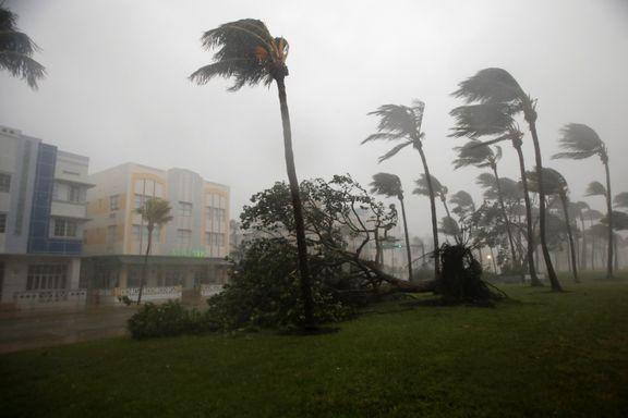 Direkteblogg – følg Irmas herjinger i Florida