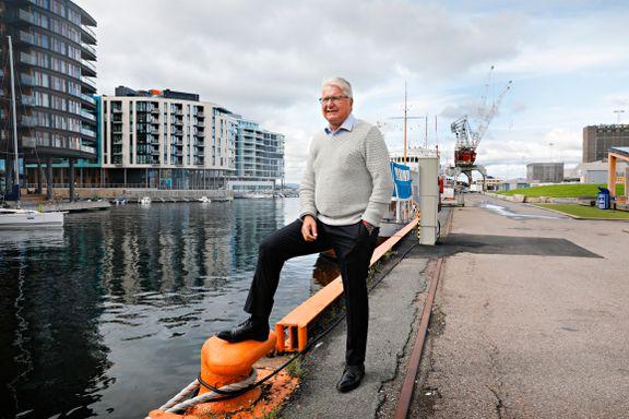Fabian Stang:  Vil ikke bygge hverken på Filipstad eller Sukkerbiten
