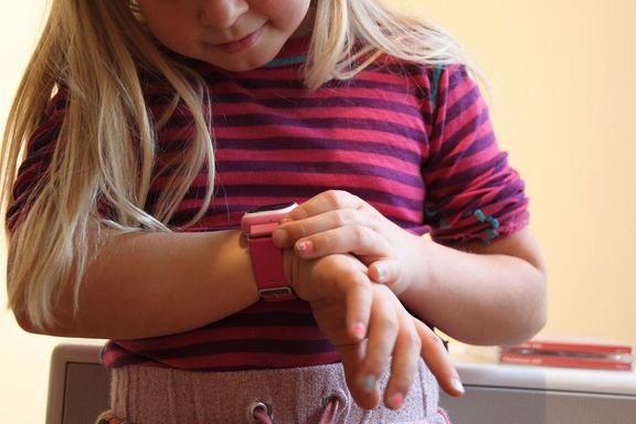 Med disse klokkene kan foreldrene spore barna til enhver tid
