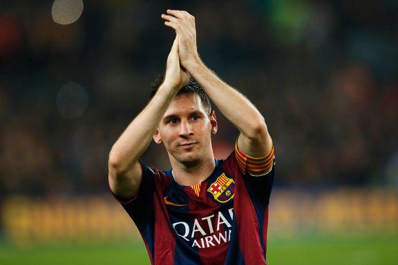 Ny Messi-rekord da Barcelona vant igjen