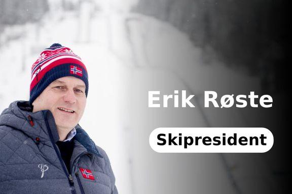 Skipresidenten: Jeg heier på Sverige i kampen om vinter-OL i 2026!