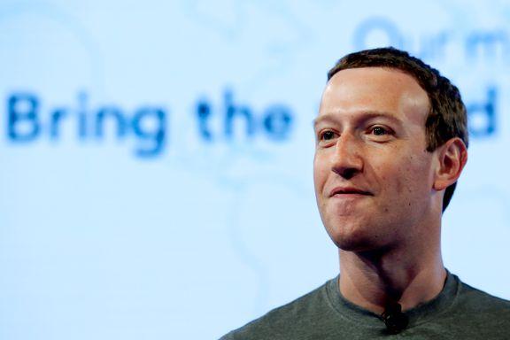 Kongressen kaller Mark Zuckerberg inn til høring