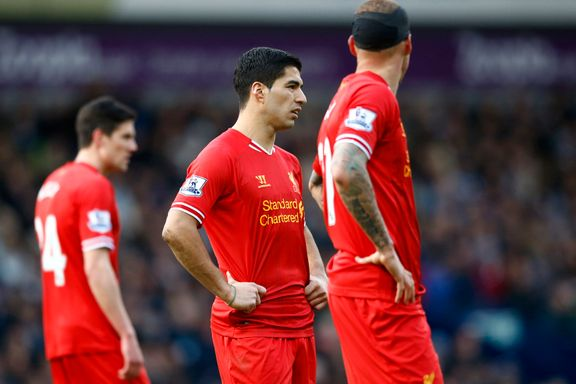 Kjempetabbe ødela for Liverpool