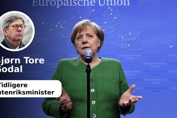 Er det tyske politiske under avlyst?