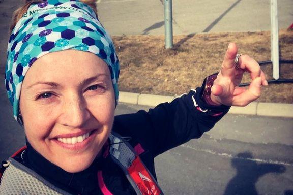 Det startet som en fleip. Endte opp med å løpe 10 maraton i påsken.