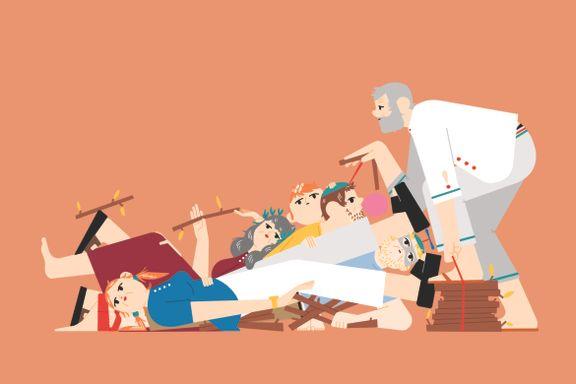 Psykologen: Det er drama på flere nivåer når storfamilien er på ferie. Her er syv råd for å unngå konflikt.