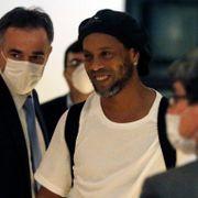 Ronaldinho sluppet fri etter fem måneder i arresten