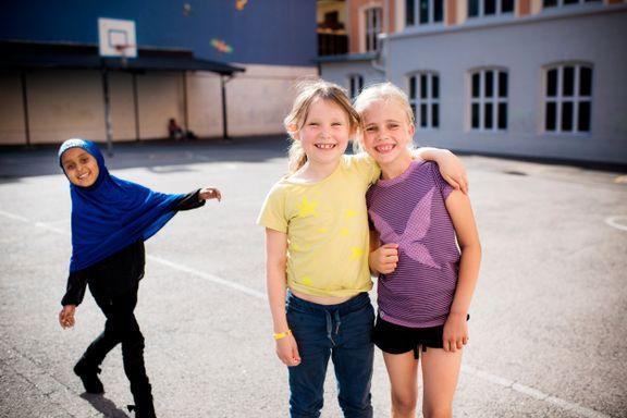 De trives i Oslos fattigste nabolag