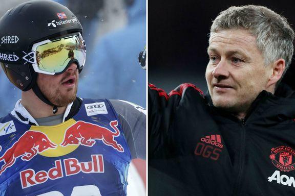 Solskjær fikk norsk alpinstjerne til å bytte favorittklubb
