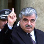 Kjennelse ventet i rettssaken etter attentatet mot Rafik Hariri