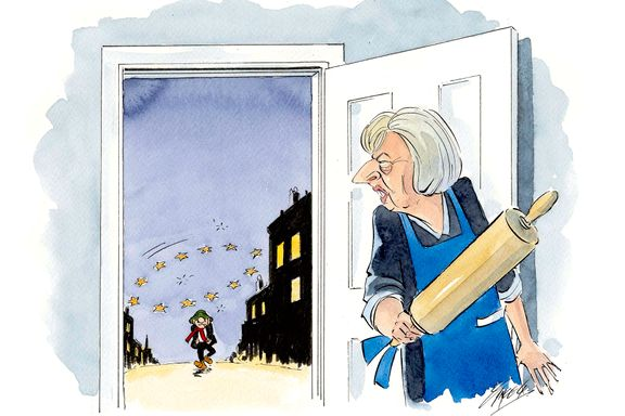 Theresa May fortjener en sjanse   Per Kristian Haugen