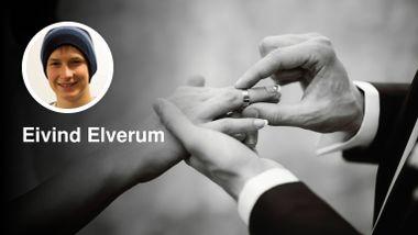 Fjern muligheten for at barn kan gifte seg i Norge